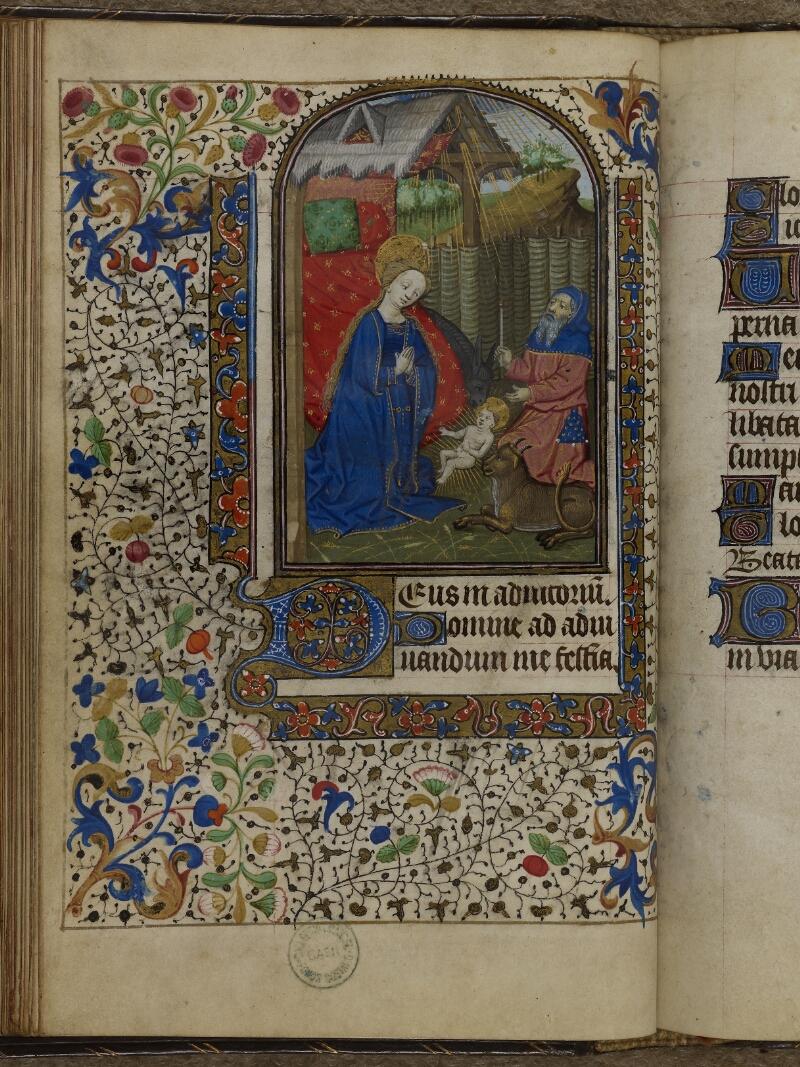Caen, Musée, Coll. Mancel ms. 0239, f. 048v