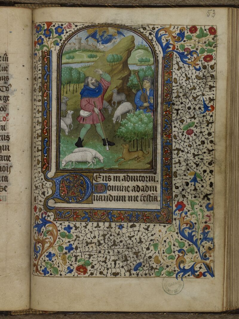 Caen, Musée, Coll. Mancel ms. 0239, f. 053