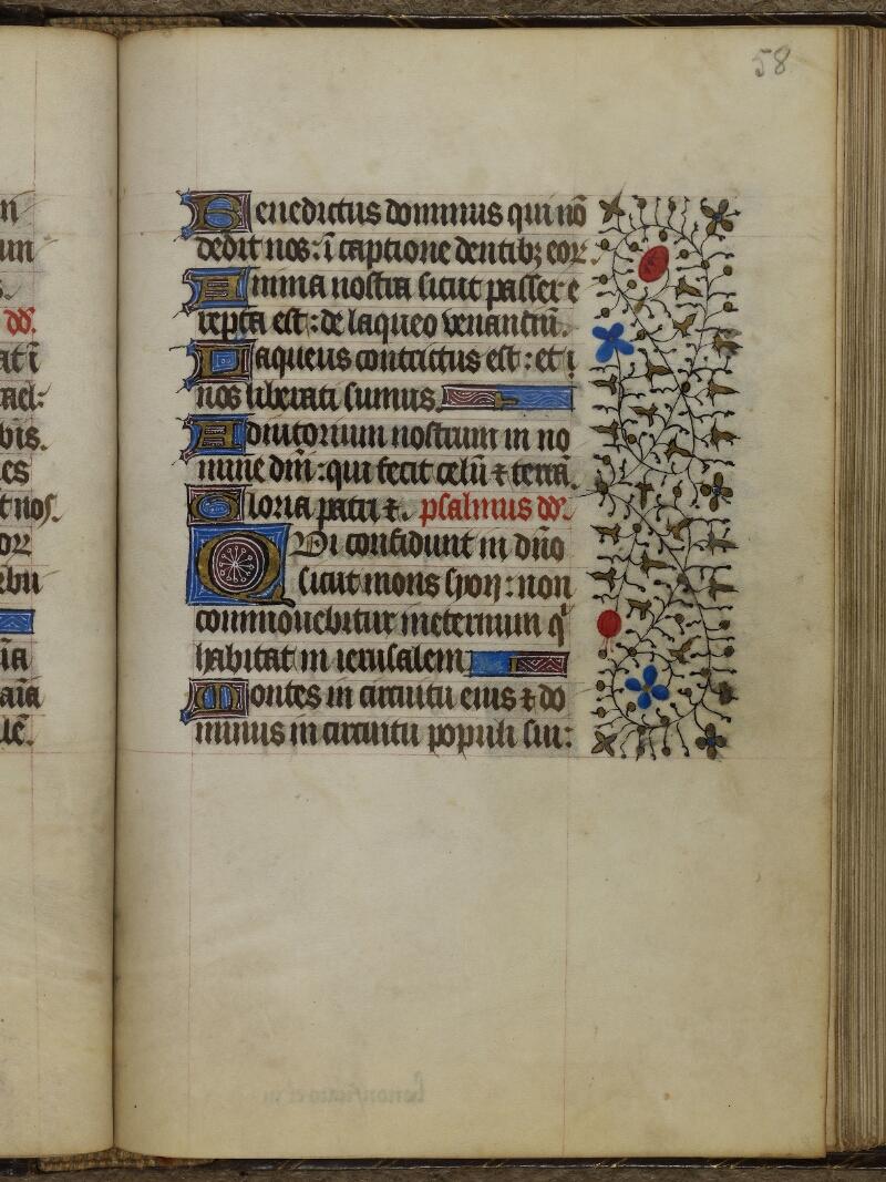 Caen, Musée, Coll. Mancel ms. 0239, f. 058