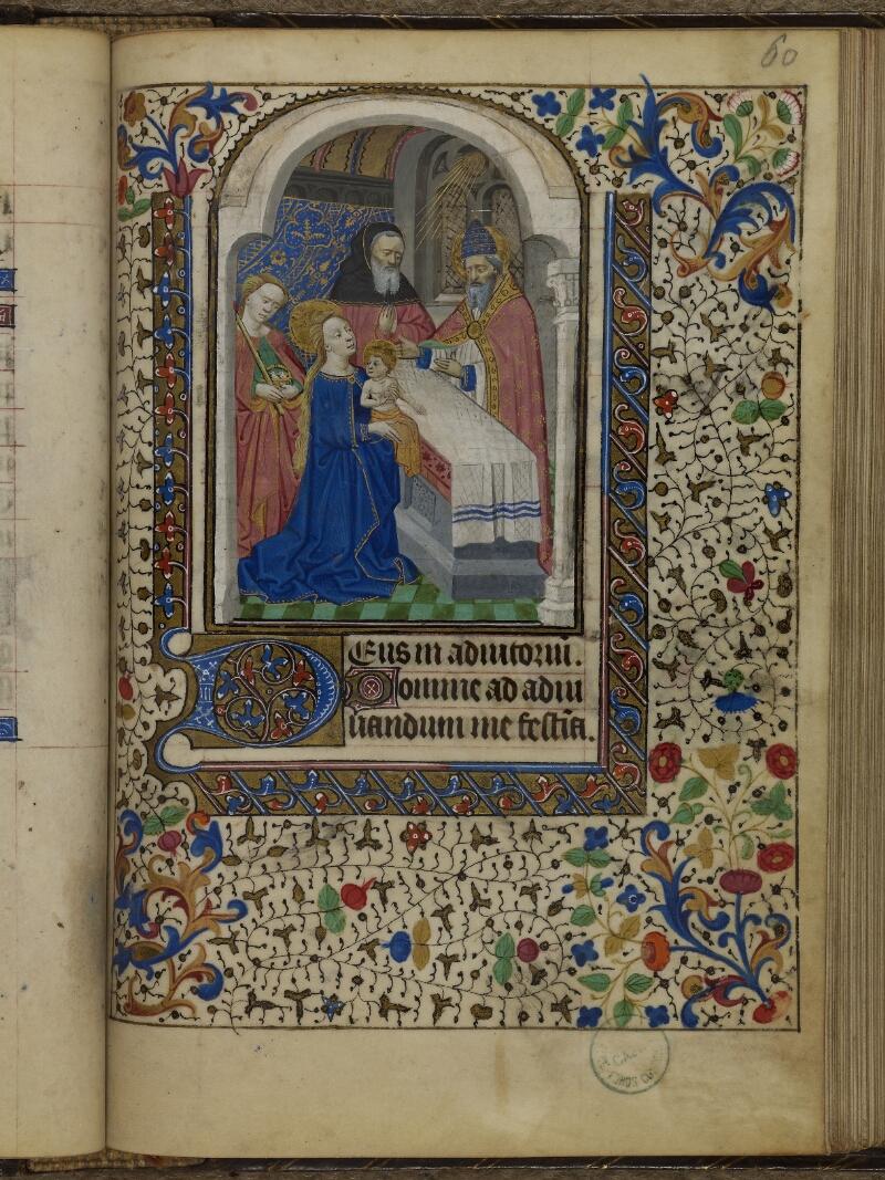 Caen, Musée, Coll. Mancel ms. 0239, f. 060