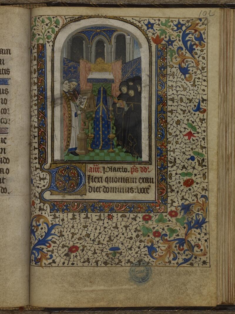 Caen, Musée, Coll. Mancel ms. 0239, f. 102