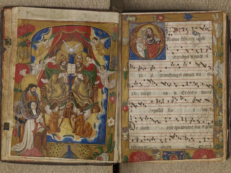 Caen, Musée, Coll. Mancel ms. 0242, f. 000Av-001