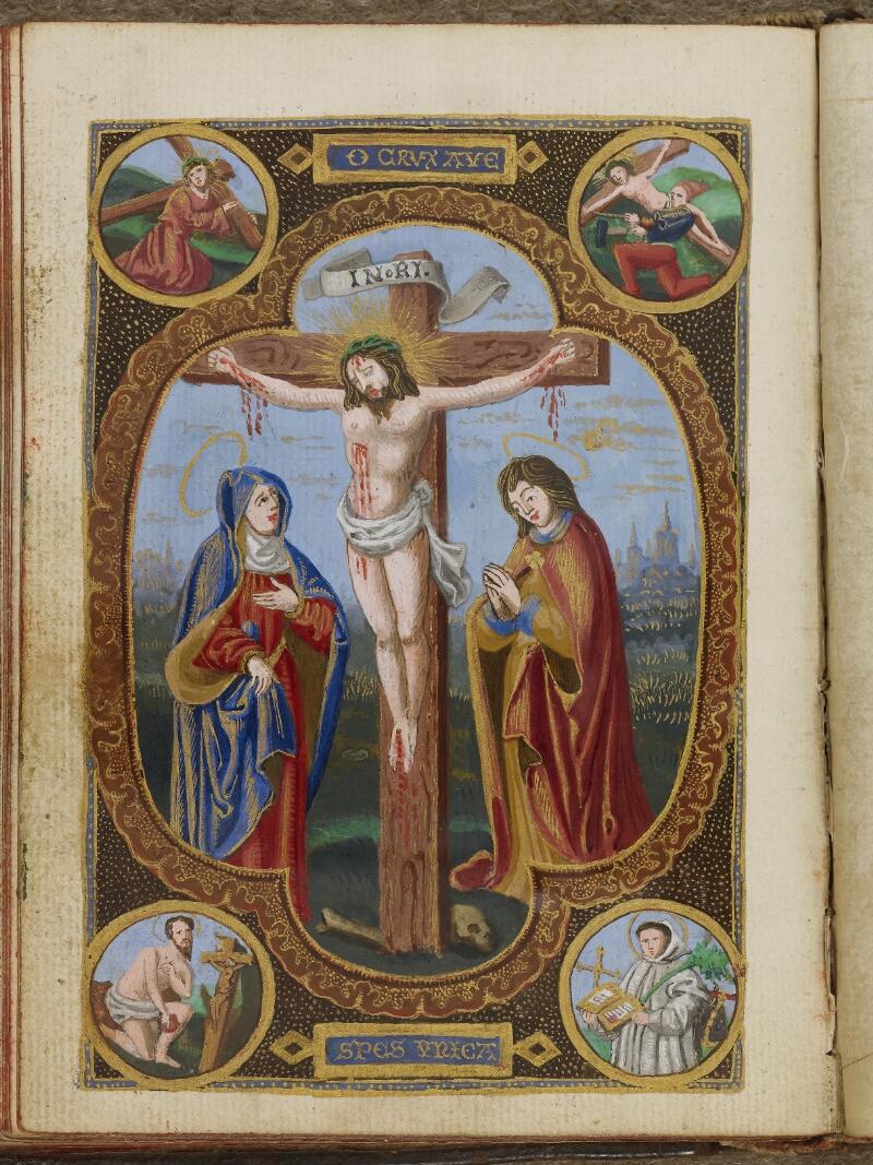 Caen, Musée, Coll. Mancel ms. 0242, f. 072 bis v