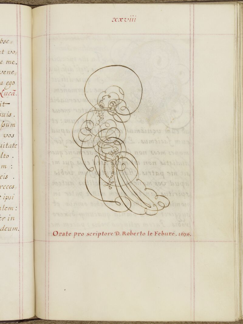 Caen, Musée, Coll. Mancel ms. 0243, f. 028