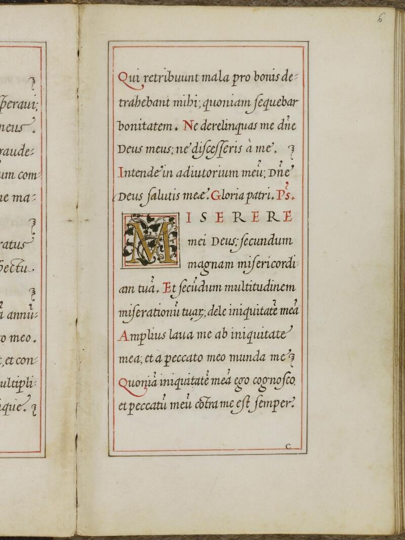 Caen, Musée, Coll. Mancel ms. 0244, f. 006