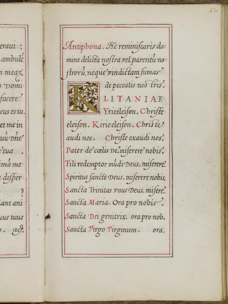 Caen, Musée, Coll. Mancel ms. 0244, f. 012