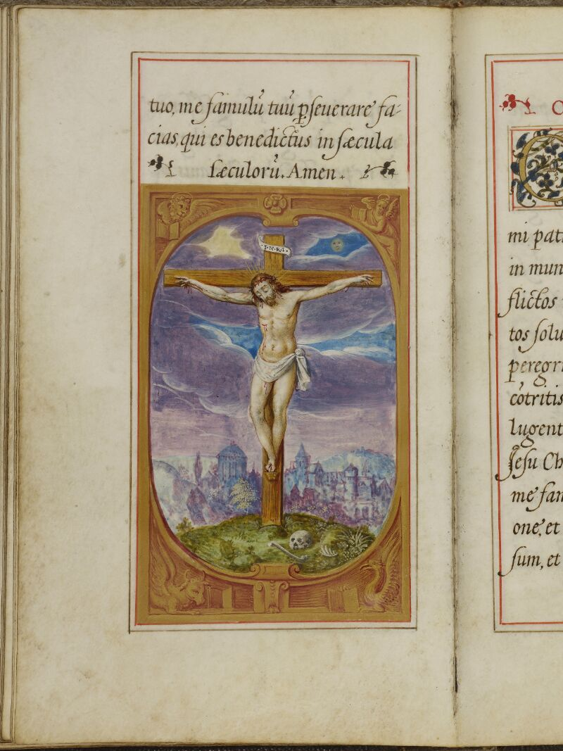 Caen, Musée, Coll. Mancel ms. 0244, f. 046v