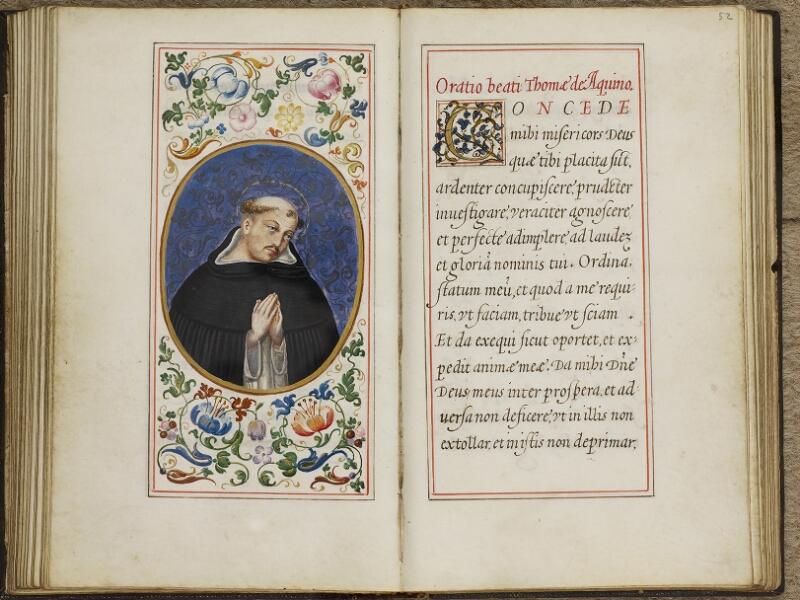 Caen, Musée, Coll. Mancel ms. 0244, f. 051v-052