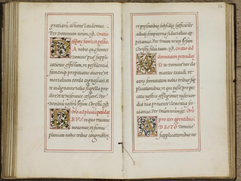 Caen, Musée, Coll. Mancel ms. 0244, f. 055v-056
