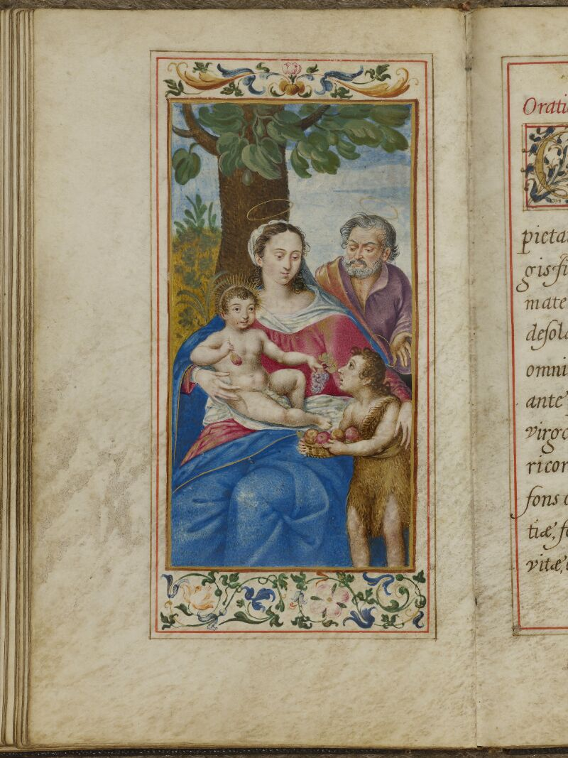Caen, Musée, Coll. Mancel ms. 0244, f. 057v