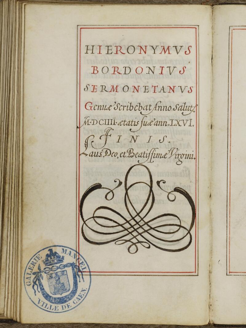 Caen, Musée, Coll. Mancel ms. 0244, f. 083v