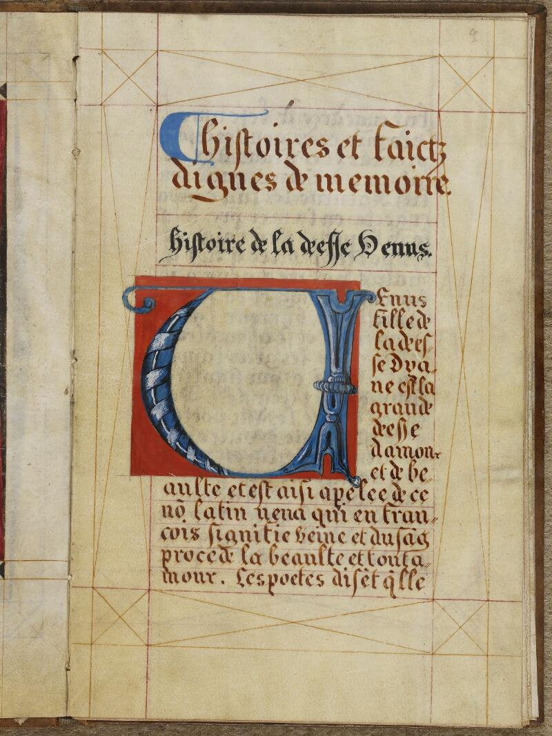 Caen, Musée, Coll. Mancel ms. 0258, f. 002