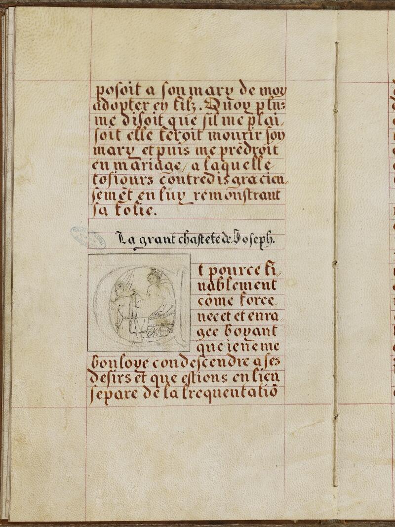 Caen, Musée, Coll. Mancel ms. 0258, f. 008v