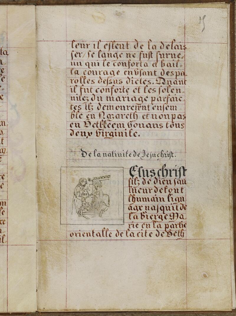 Caen, Musée, Coll. Mancel ms. 0258, f. 015