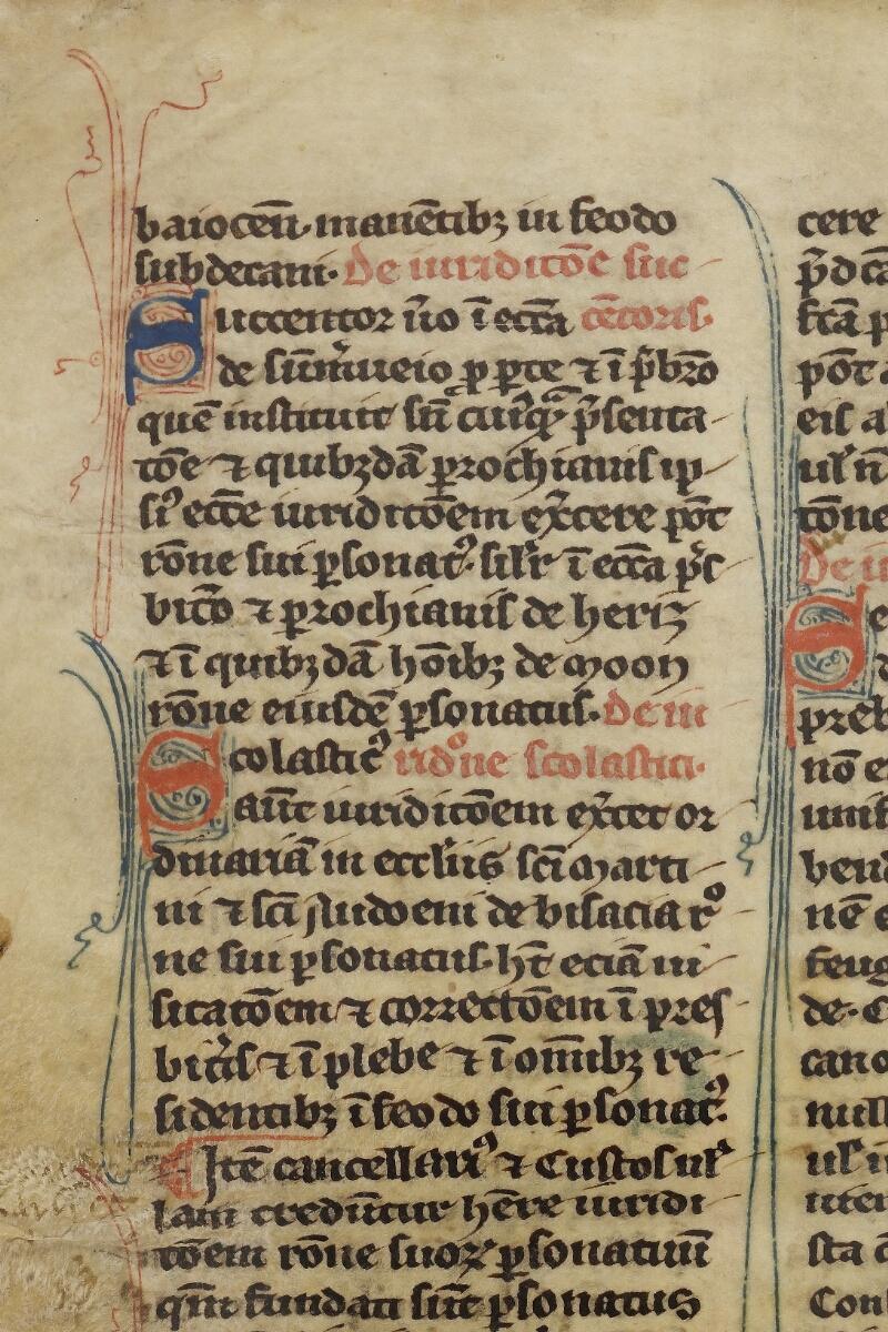 Caen, Musée, Coll. Mancel ms. 0086, f. 028v - vue 2