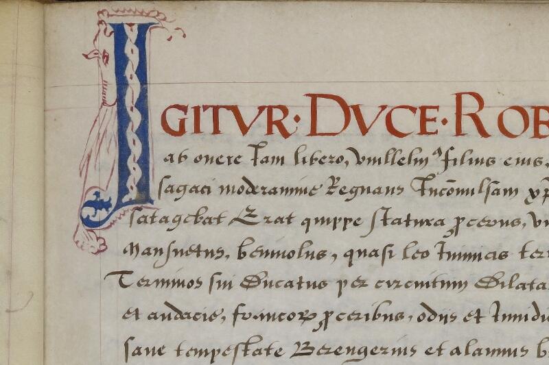 Caen, Musée, Coll. Mancel ms. 0145, f. 014 - vue 2