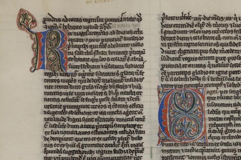 Caen, Musée, Coll. Mancel ms. 0236, f. 172v - vue 2