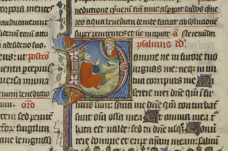 Caen, Musée, Coll. Mancel ms. 0237, f. 018v - vue 2
