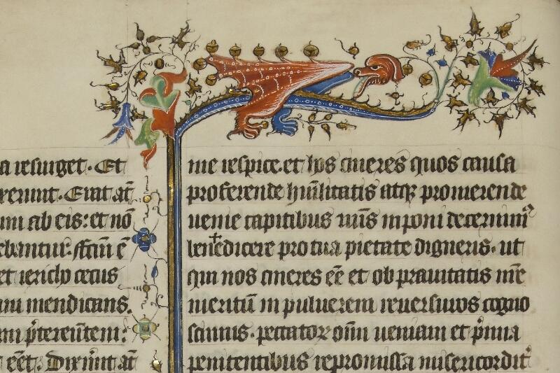 Caen, Musée, Coll. Mancel ms. 0237, f. 018v - vue 3
