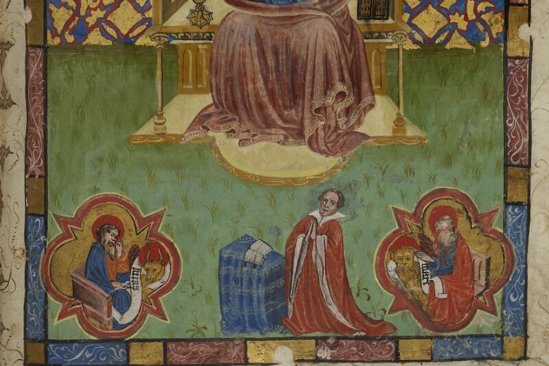 Caen, Musée, Coll. Mancel ms. 0237, f. 074 - vue 4