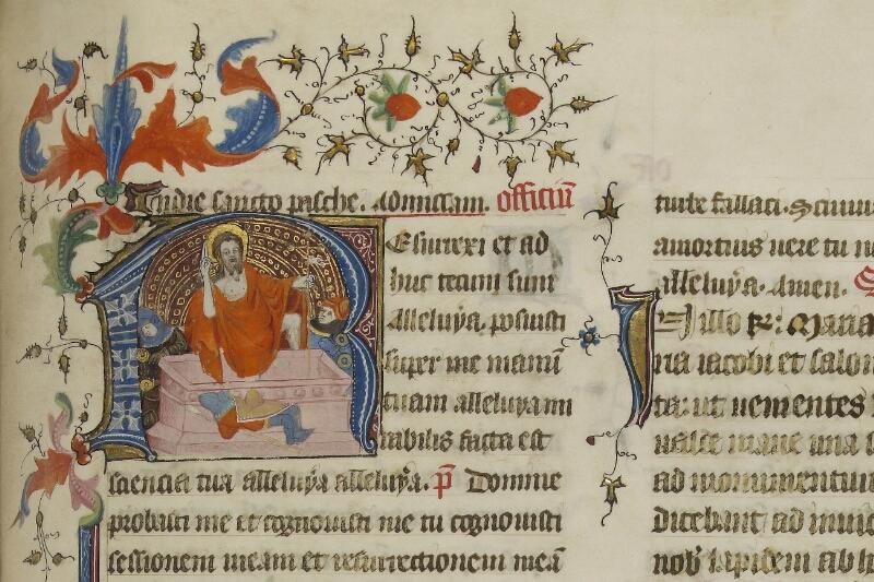 Caen, Musée, Coll. Mancel ms. 0237, f. 083 - vue 2