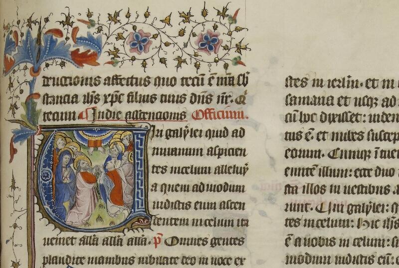 Caen, Musée, Coll. Mancel ms. 0237, f. 093 - vue 2