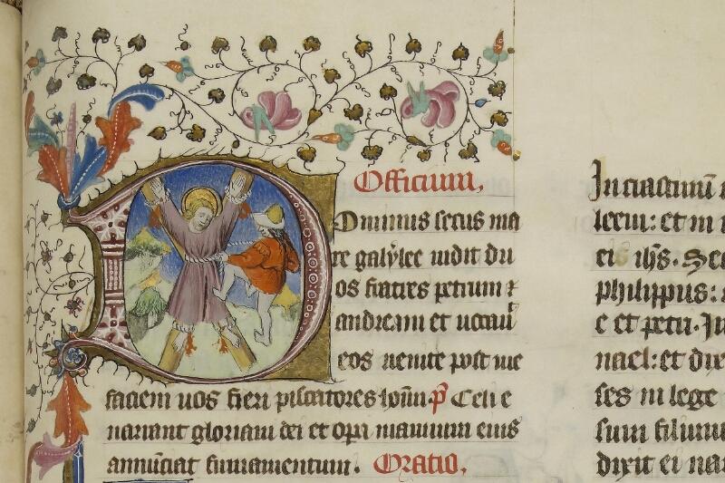 Caen, Musée, Coll. Mancel ms. 0237, f. 129 - vue 2