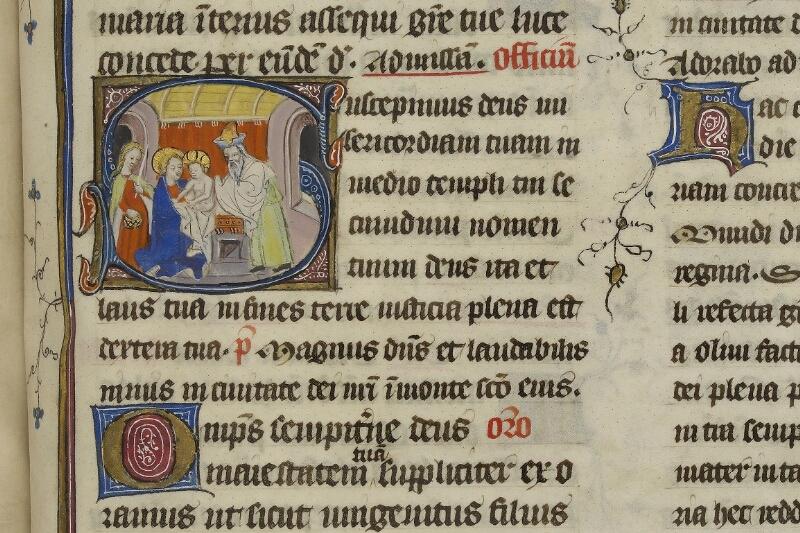 Caen, Musée, Coll. Mancel ms. 0237, f. 135 - vue 2