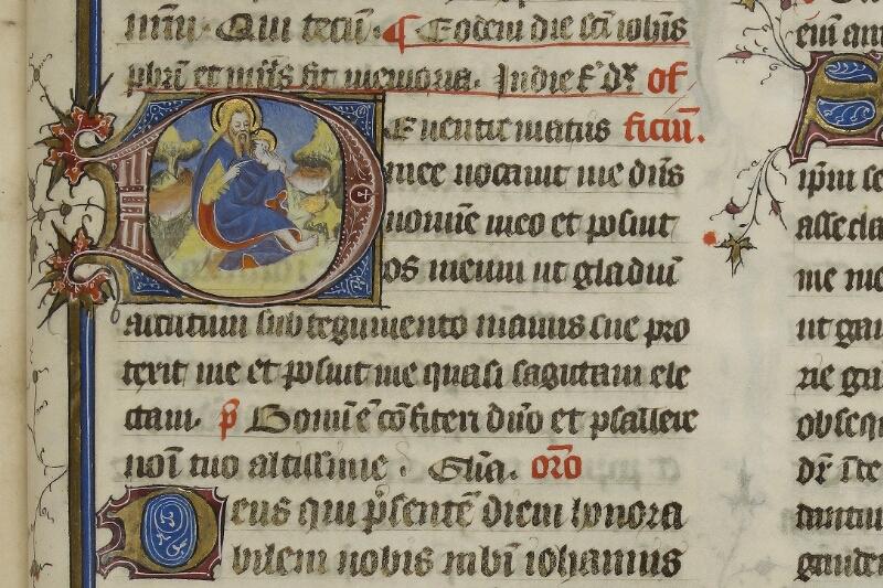 Caen, Musée, Coll. Mancel ms. 0237, f. 144 - vue 2