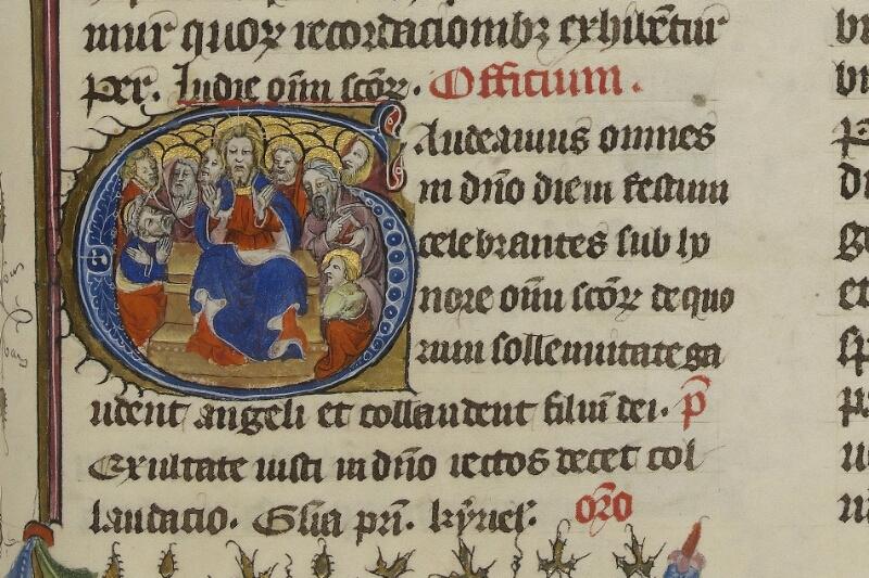 Caen, Musée, Coll. Mancel ms. 0237, f. 166 - vue 2