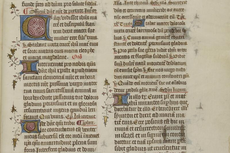 Caen, Musée, Coll. Mancel ms. 0237, f. 193 - vue 2