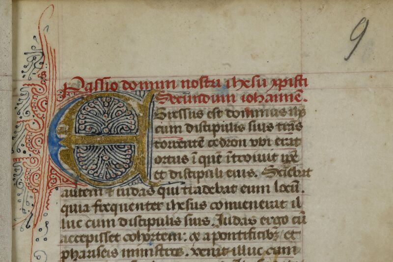 Caen, Musée, Coll. Mancel ms. 0238, f. 009