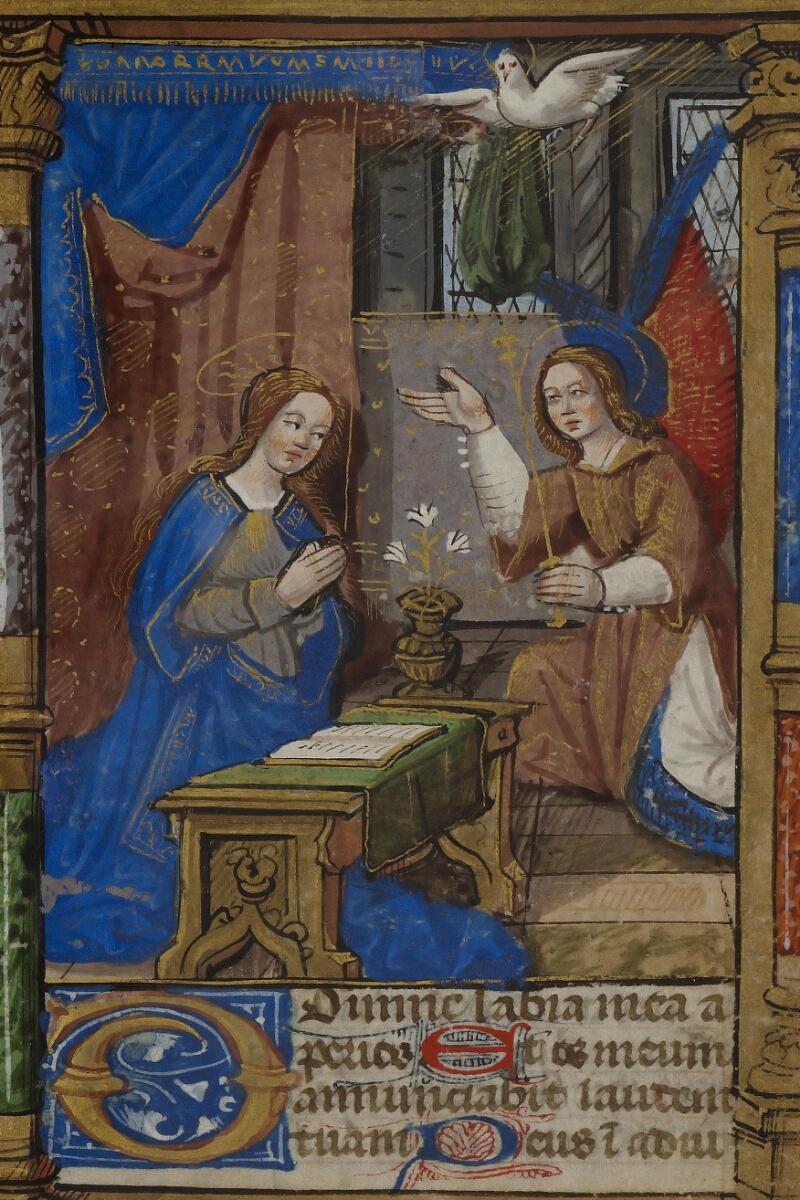 Caen, Musée, Coll. Mancel ms. 0238, f. 020