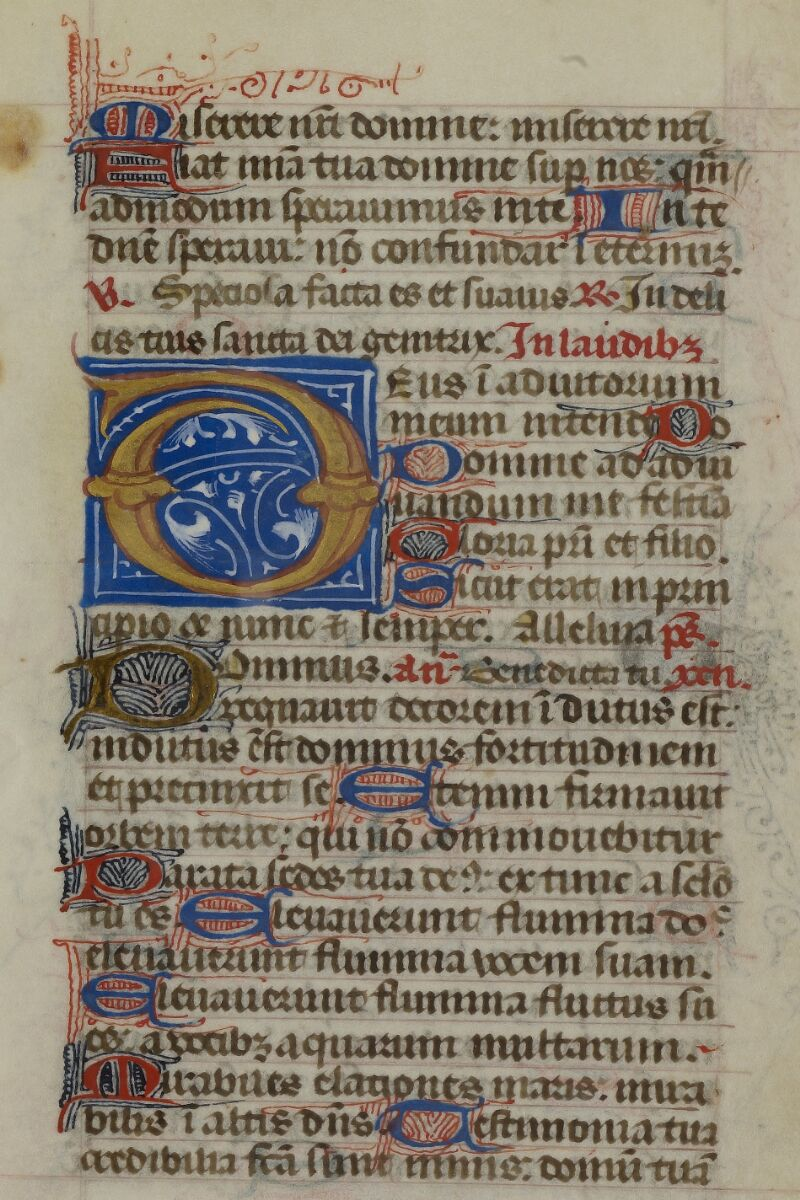 Caen, Musée, Coll. Mancel ms. 0238, f. 030