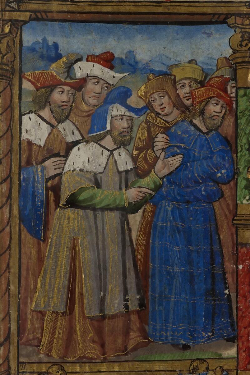 Caen, Musée, Coll. Mancel ms. 0238, f. 061v