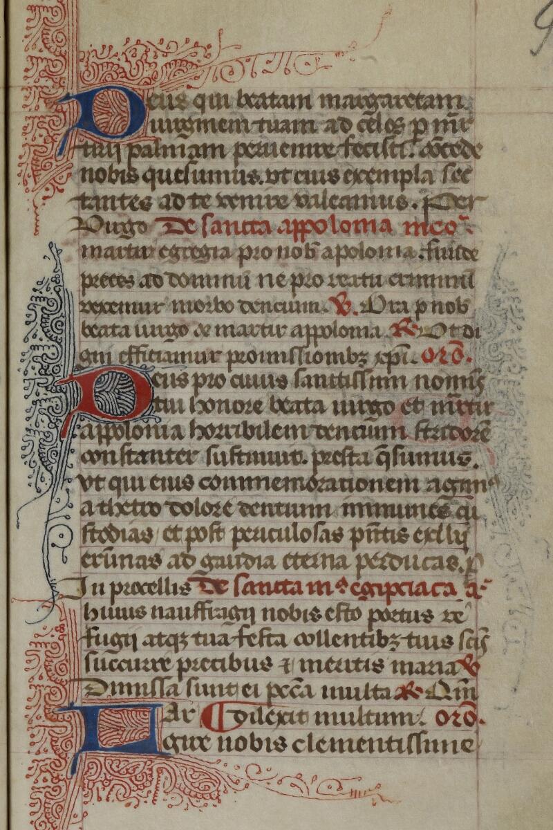 Caen, Musée, Coll. Mancel ms. 0238, f. 090