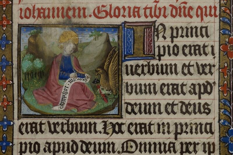 Caen, Musée, Coll. Mancel ms. 0239, f. 014 - vue 2
