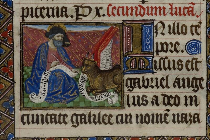 Caen, Musée, Coll. Mancel ms. 0239, f. 015v - vue 2