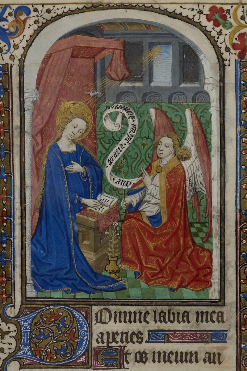 Caen, Musée, Coll. Mancel ms. 0239, f. 027 - vue 2