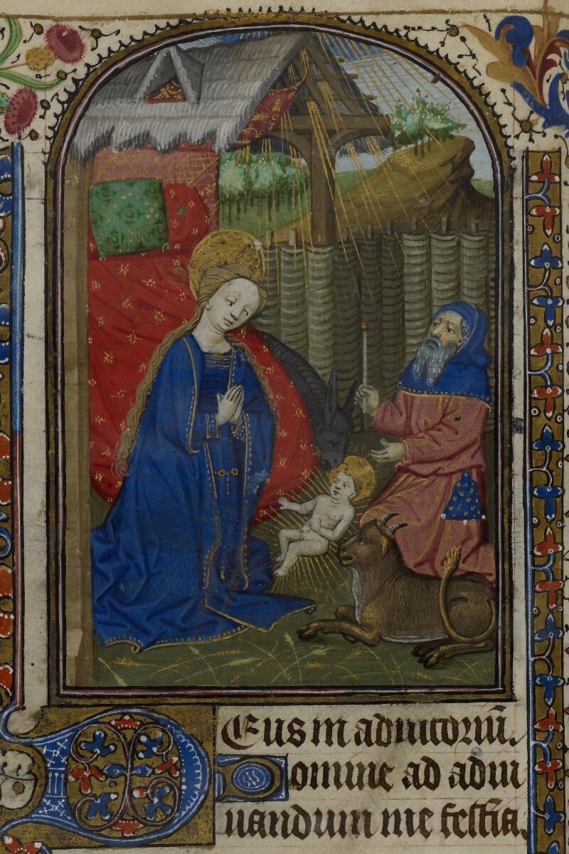 Caen, Musée, Coll. Mancel ms. 0239, f. 048v - vue 2