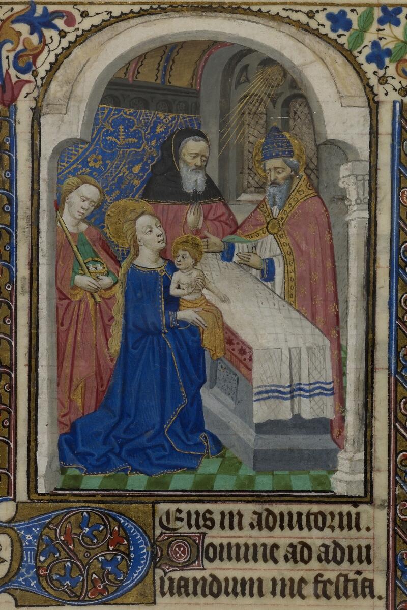 Caen, Musée, Coll. Mancel ms. 0239, f. 060 - vue 2