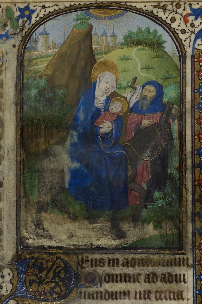 Caen, Musée, Coll. Mancel ms. 0239, f. 063v - vue 2