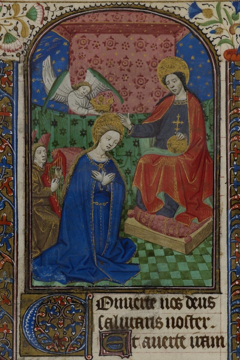 Caen, Musée, Coll. Mancel ms. 0239, f. 066v - vue 2