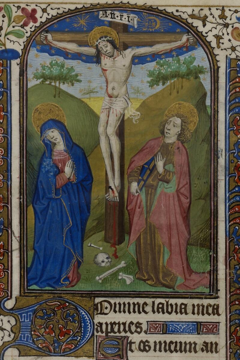 Caen, Musée, Coll. Mancel ms. 0239, f. 071 - vue 2