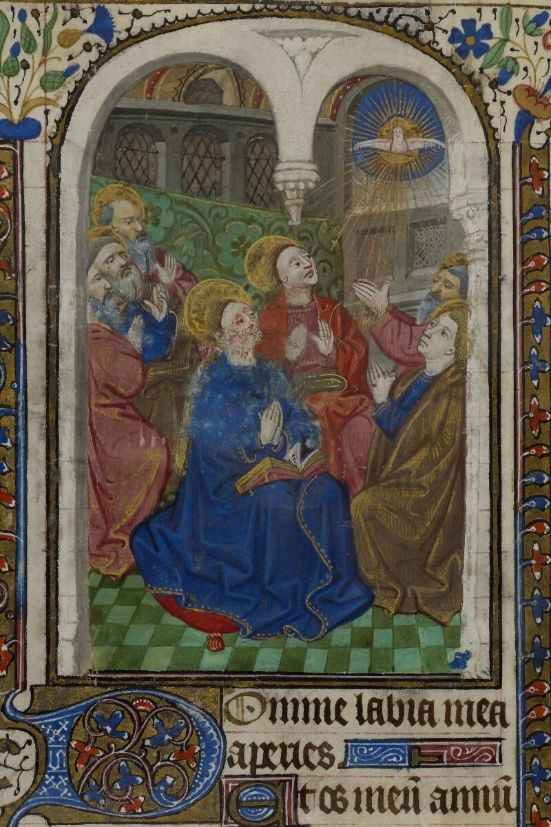 Caen, Musée, Coll. Mancel ms. 0239, f. 074v - vue 2