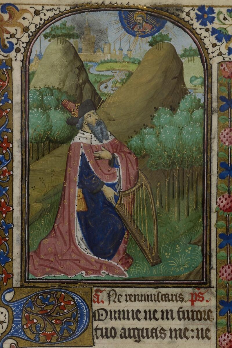 Caen, Musée, Coll. Mancel ms. 0239, f. 083 - vue 2