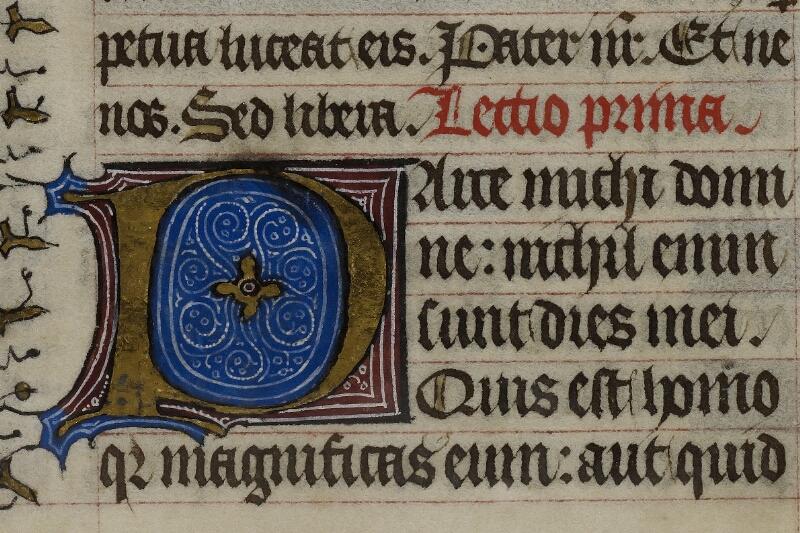 Caen, Musée, Coll. Mancel ms. 0239, f. 110v - vue 2