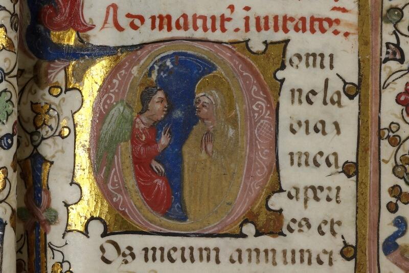 Caen, Musée, Coll. Mancel ms. 0241, f. 020