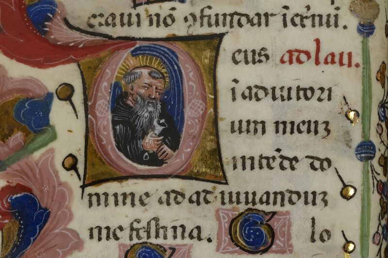 Caen, Musée, Coll. Mancel ms. 0241, f. 038v