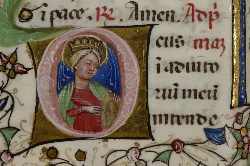 Caen, Musée, Coll. Mancel ms. 0241, f. 057v